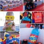 Wonder Woman Party!!