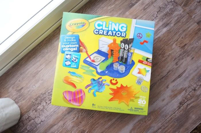 Crayola Cling Creator - 5