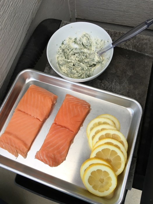 GrilledSalmon - 1