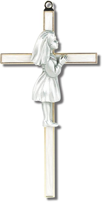 Girl First Communion Cross