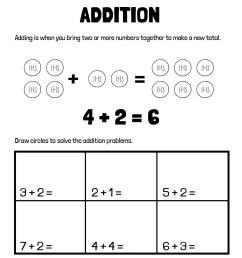 Addition - 1st Grade Math Worksheet Catholic - TheCatholicKid.com [ 1650 x 1275 Pixel ]