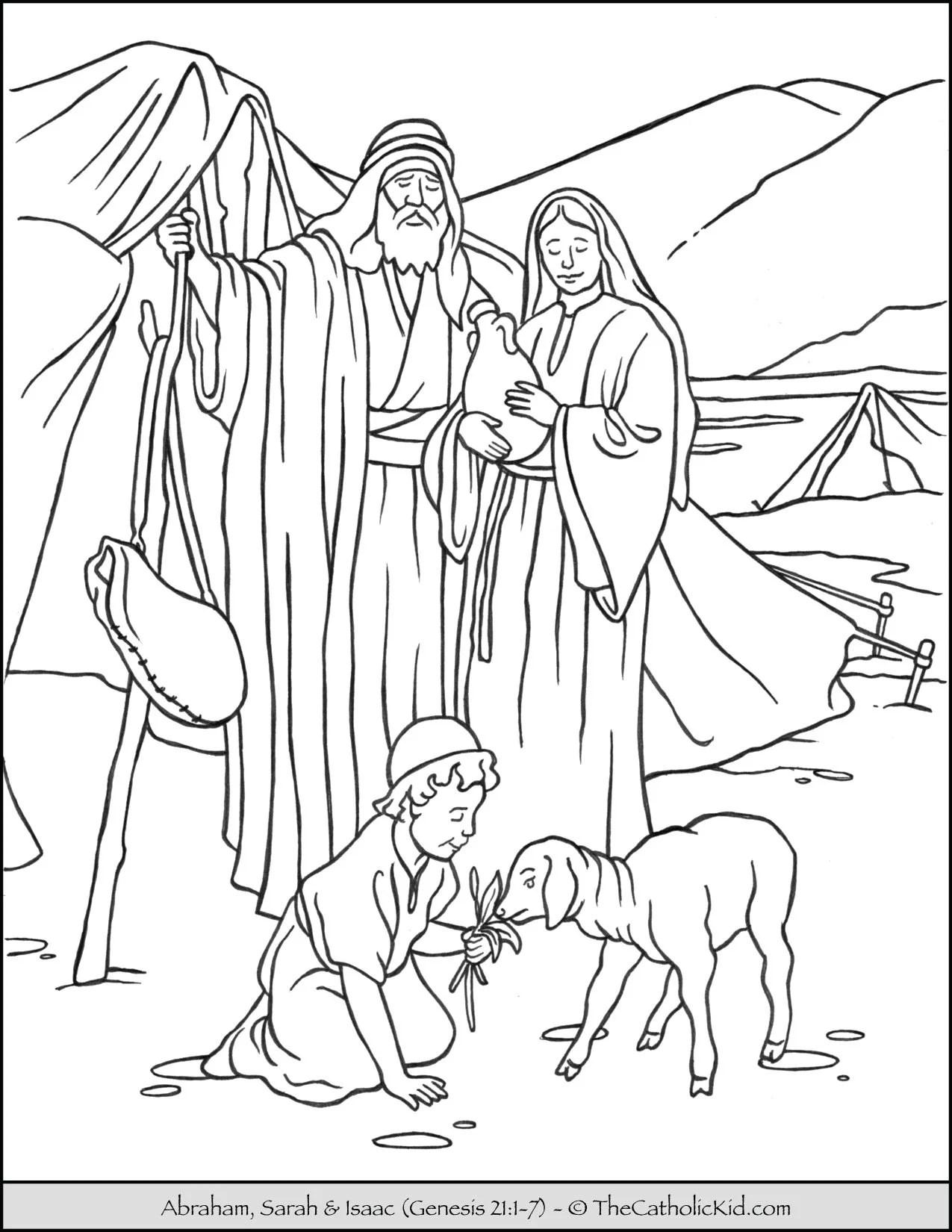 hight resolution of Abraham