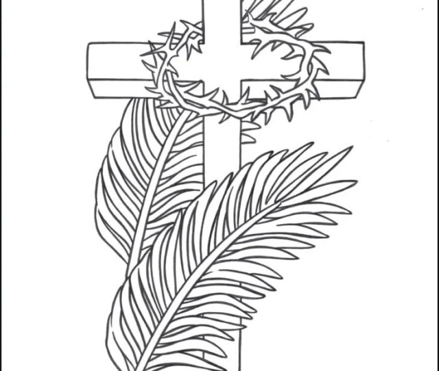 Cross Archives The Catholic Kid Catholic Coloring Pages And