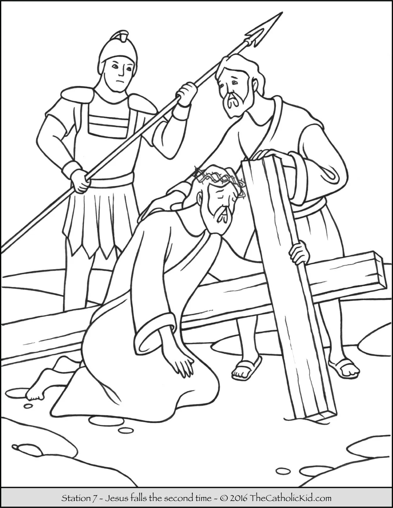 The Big Christian Family Lent