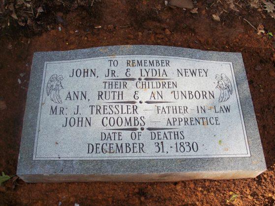 The Newey Murders | The Catoctin Banner