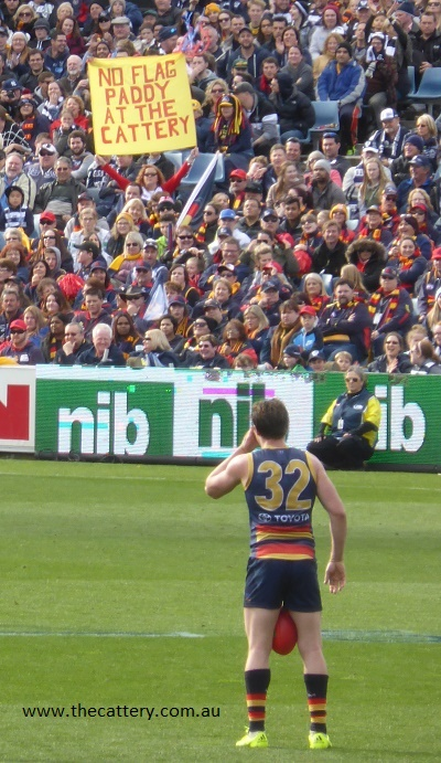 Geelong Cats v Adelaide Crows