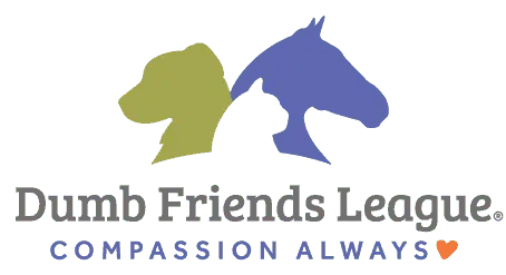 Dumb Friends League Logo