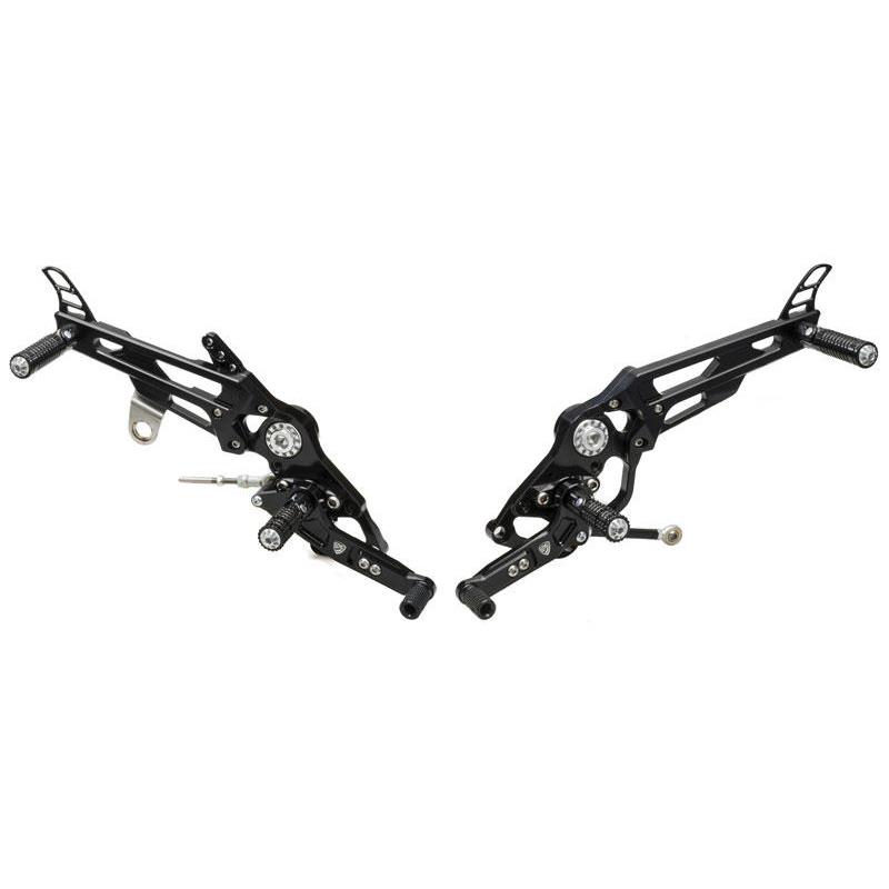 Reguleeritavad jalatugede komplektid Ducati Monster 797