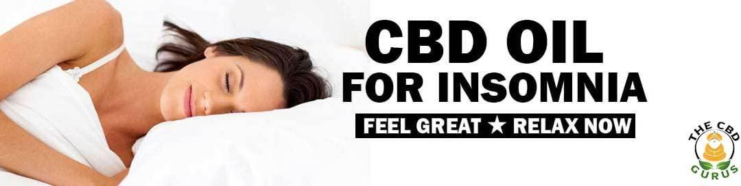 CBD for Insomnia – Will CBD Help You Sleep Better?