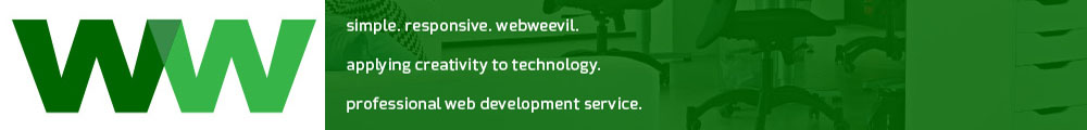 Web Weevil Web Development
