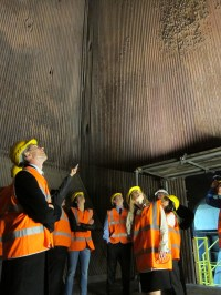 CCC visit to Tilbury power station - Committee on Climate ...