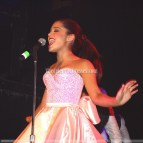 Cute Ariana Grande Pink Dress