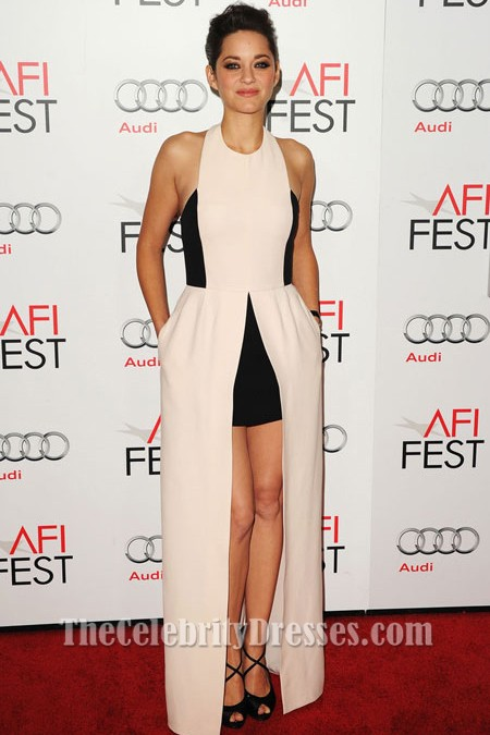 Marion Cotillard Prom Dress Rust and Bone Premiere Red Carpet  TheCelebrityDresses