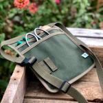 Garden tool carrier
