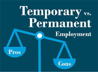 Hiring Temporary Vs Permanent Employees Pros & Cons