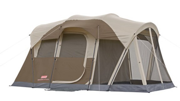Meijer Coleman 4 person Screened Tent $130 + FREE Shipping (Reg. $229.99!)  sc 1 st  The CentsAble Shoppin & Meijer: Coleman 4 person Screened Tent $130 + FREE Shipping (Reg ...