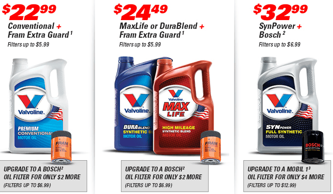Autozone 10 gift card with motor oil purchase score 5 off 25 score a 10 gift card when you buy 5 quarts of valvoline synpower maxlife or durablend motor oil and a free american flag pictured above solutioingenieria Choice Image