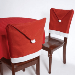 Christmas Chair Covers White Electric Stair Lift Elderly Amazon Fabric Santa Just 7 79 Shipped