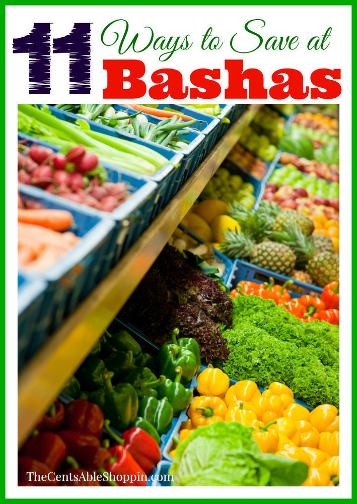 11 Ways To Save At Bashas The Centsable Shoppin