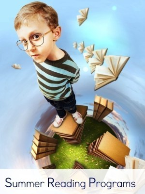 Summer Reading Programs - TheCentsAbleShoppin.com