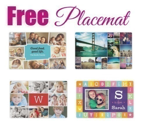 shutterfly free placemat pay only shipping the centsable shoppin