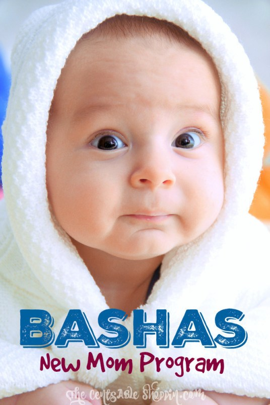 Bashas New Moms Program Free Cake Savings From Huggies Beech