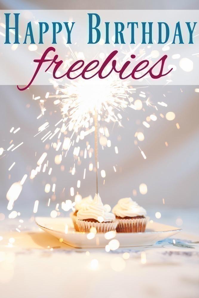 Birthday Freebie Round Up Food Drinks Activities More Birthday