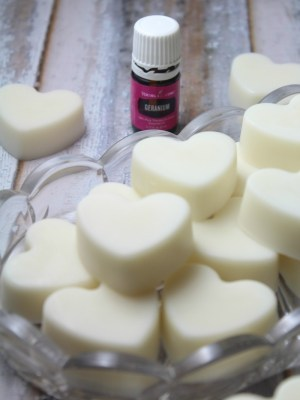 Essential Oil Lotion Bars