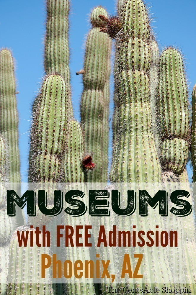 Museums with FREE Admission in Phoenix