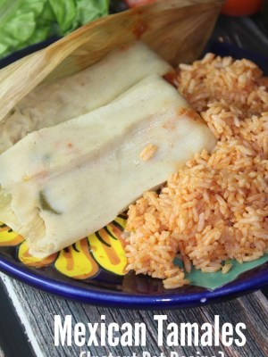 Tamales in the Instant Pot