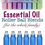 The Best Essential Oil Roller Bottle Blends