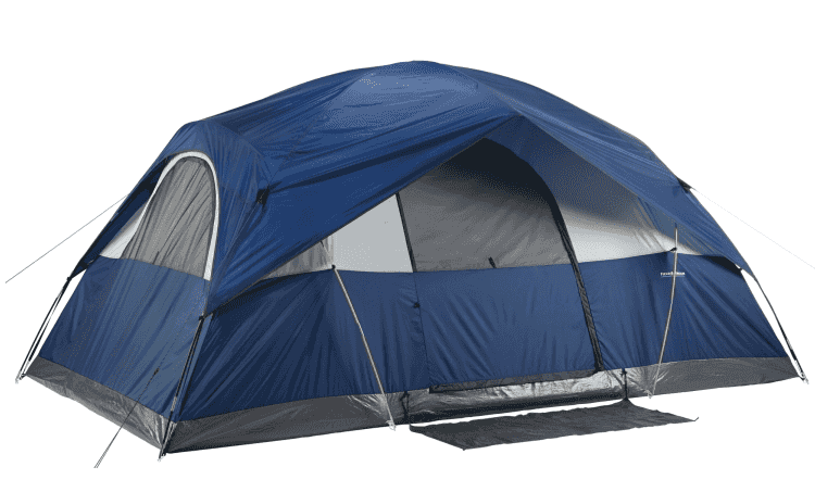 Screen Shot 2016-05-26 at 8.15.00 PM  sc 1 st  The CentsAble Shoppin & Field u0026 Stream Quad 8 Person Dome Tent $80 + FREE Shipping