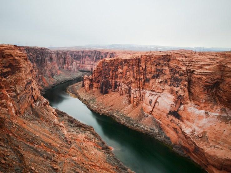 Glen Canyon with Colorado River