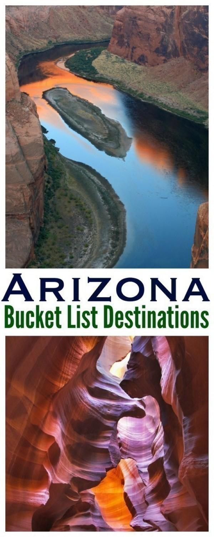 Arizona Bucket List Destinations
