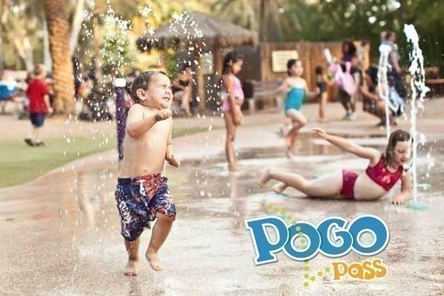 Phoenix Zoo POGO Pass