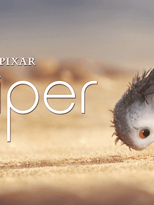 Piper Short Film FREE with Linked Disney Movie Anywhere Account