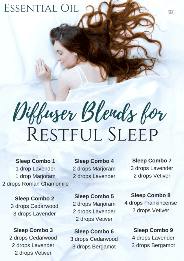How To Sleep Better With Essential Oils The Centsable