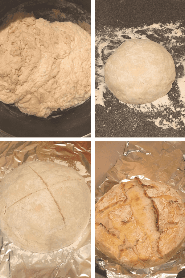 How to cook dough on kefir for pies without yeast