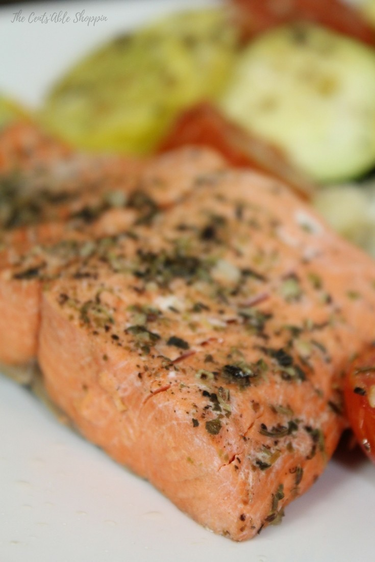 Cook up a Wild Alaskan Sockeye Salmon in mere minutes from frozen using your Instant Pot.