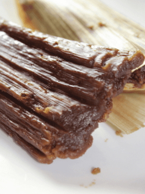 Chocolate Tamales