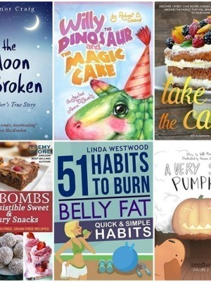 FREE Kindle Books | Fat Bombs, Take the Cake + More