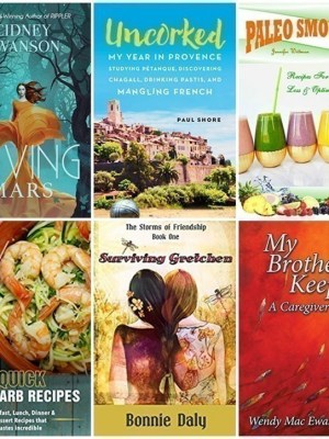 FREE Kindle Books | Paleo Smoothies, Making Lemonade + More