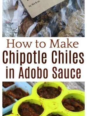 How to Make Chipotle Chiles in Adobo Sauce