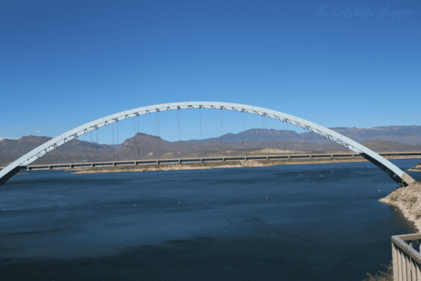 Roosevelt Bridge, Arizona