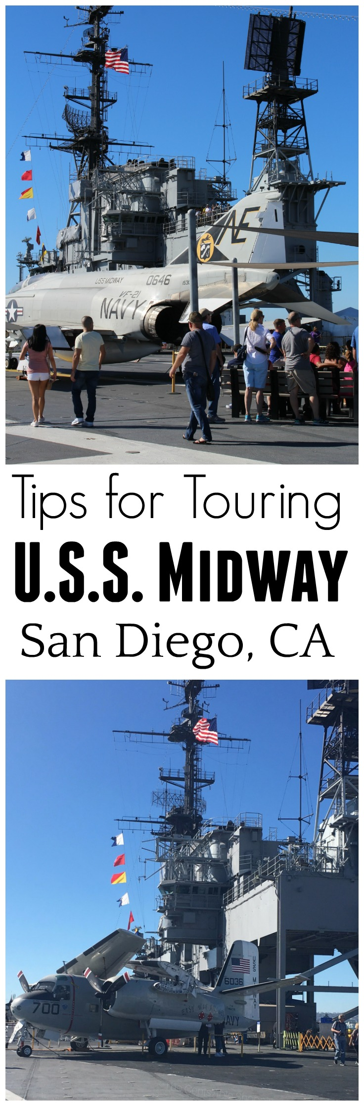 The USS Midway was America's longest-serving aircraft carrier of the 20th century, from 1945 to 1992. It is now docked in San Diego, California and is a once-in-a-lifetime experiences. #sandiego #navy #travel #museum