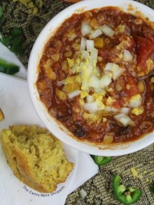 15 Bean Instant Pot Chili