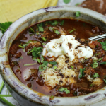 Mole Chili (Instant Pot or Stove Top)