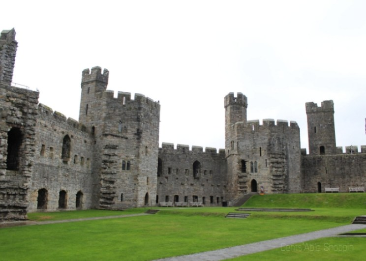 Caernarfon Castleis one of the top tourist attractions in Wales, and one of a series of castles built by King Edward I over 700years ago.