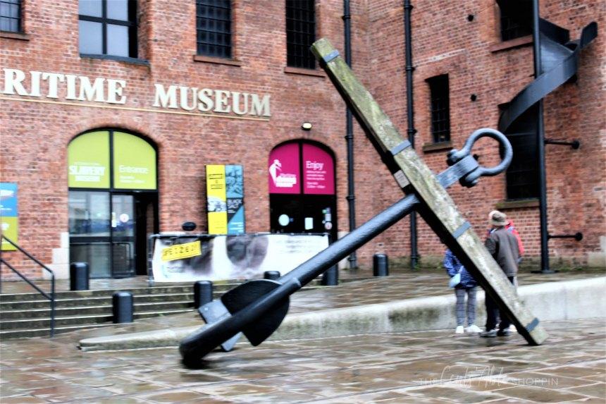 Maritime Museum, Liverpool, England