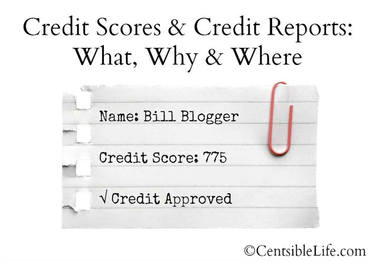 Credit Scores and Credit Reports